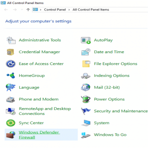 How To Disable Firewall In Windows 10?