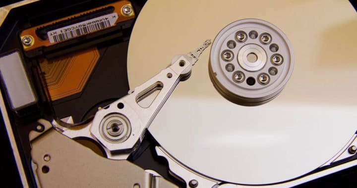 Mechanical Hard Disk Drives