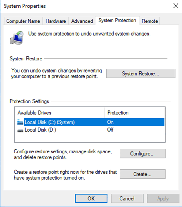 How Long Does A System Restore Take in Windows 10, 8 And 7