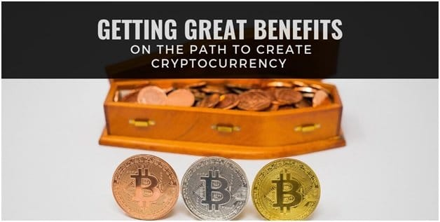 Creating Crypto Currency