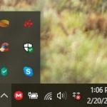 Taskbar Small