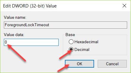Edit D Word Value
