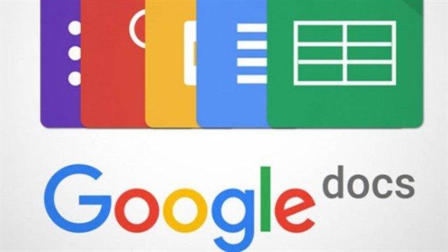 Google Docs Folder