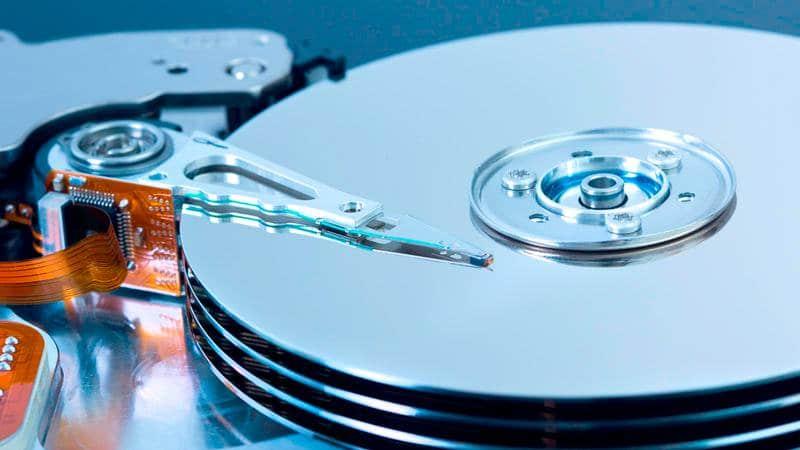 Hard Disk Error