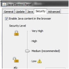 Java_Security_Level