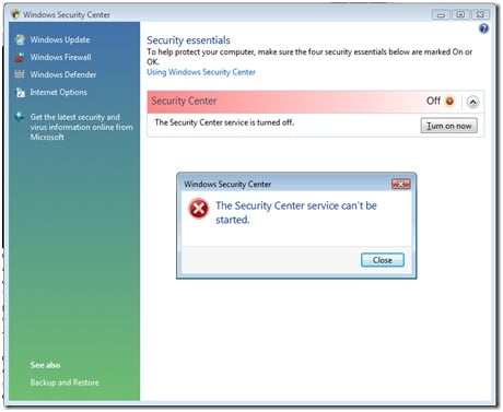 Windows_Security_Center_Cant_Be_Started