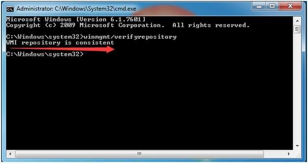 Wmi_repository_consistent