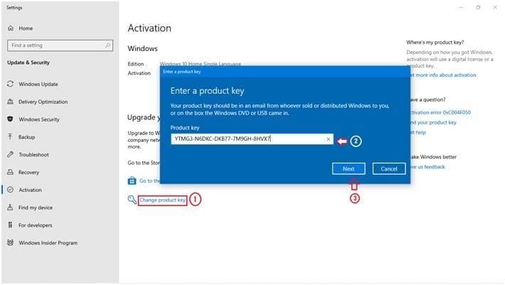 Change_Windows_Product_key