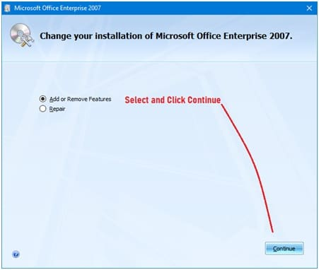 Change_Your_Installation_Of Micosoft_Office