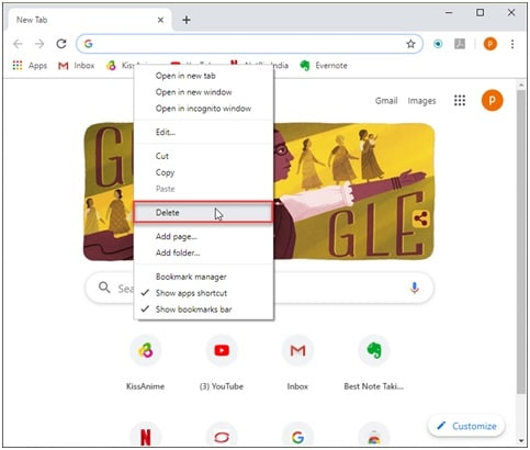 Delete_Chrome_Bookmark