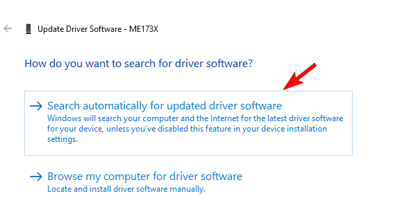 Search_driver_Automatically