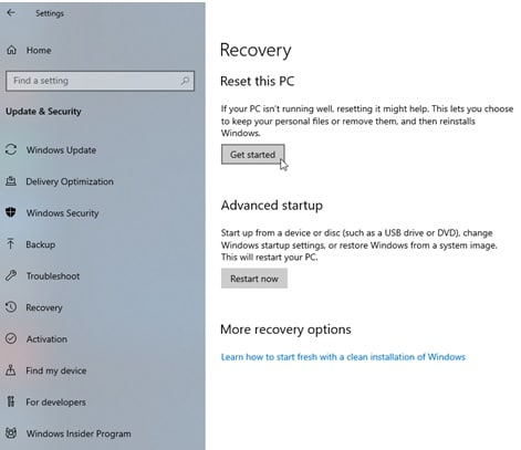 Windows_Recovery