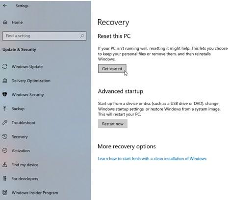 Windows_Recovery