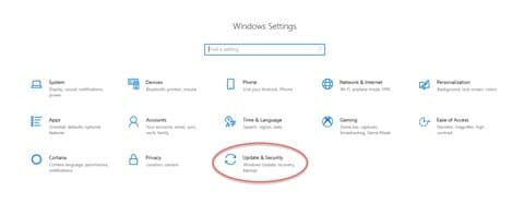 Windows_Setting