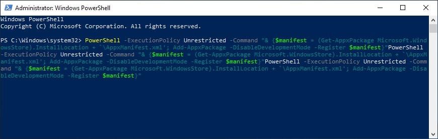 Admin_Windows_Powershell