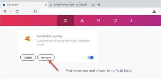 remove_extensions