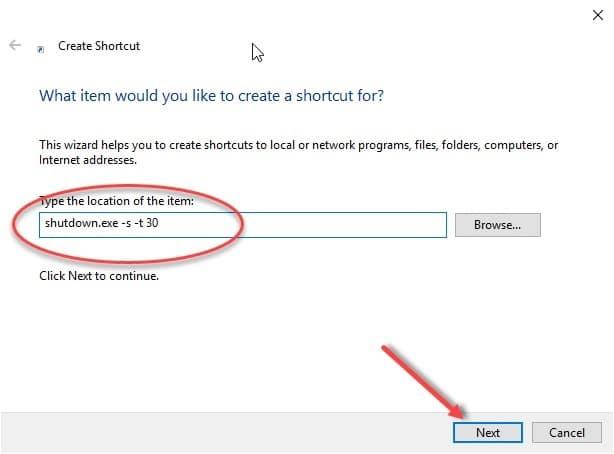 shutdown_timeout_shortcut