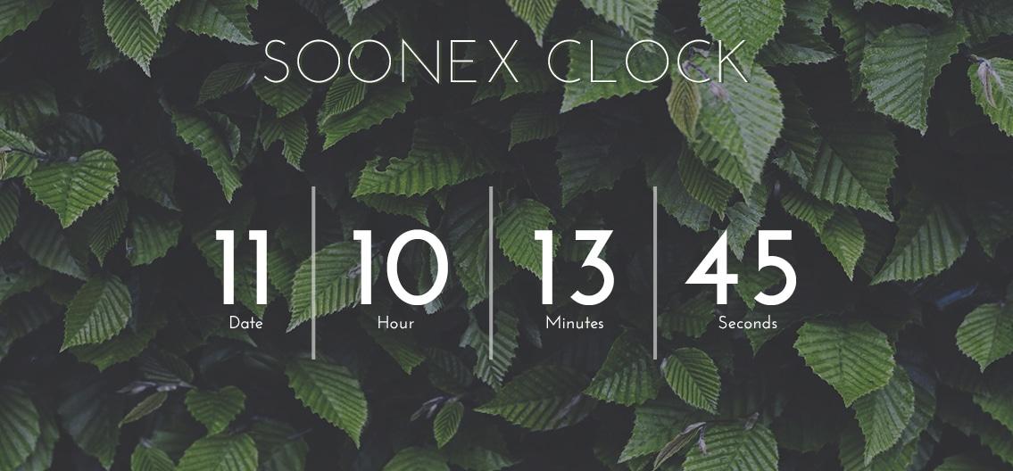 Soonex_clock
