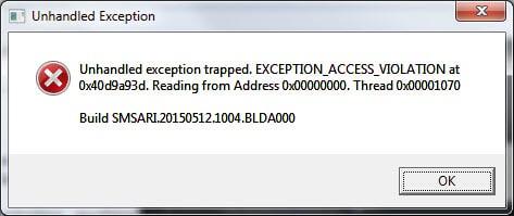 exception_access_violation