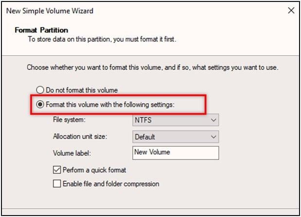Format_partition