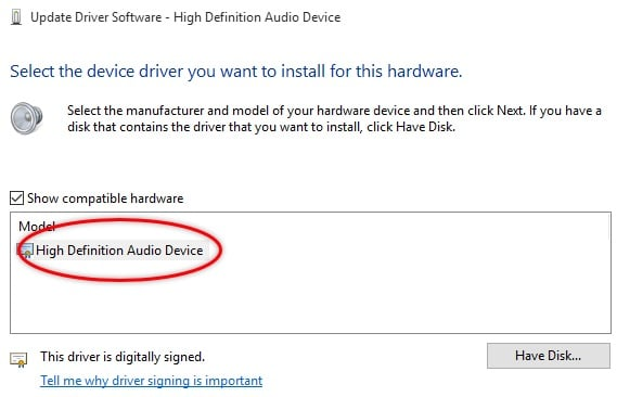 Install_audiodevice_driver