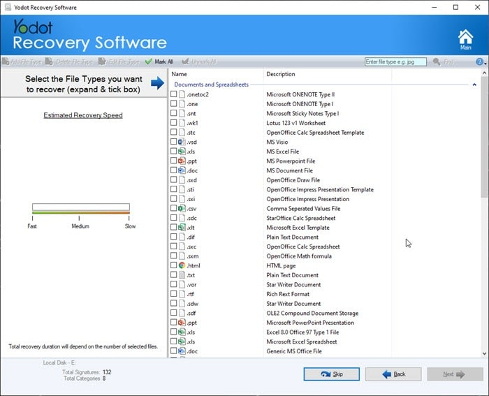 Recovery_File_Types