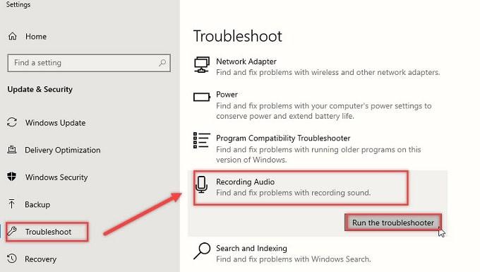 Troubleshoot_recording_audio