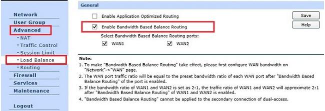 enable_bandwidth_balancing_router