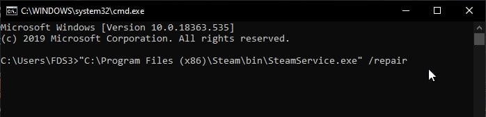 repair_steam