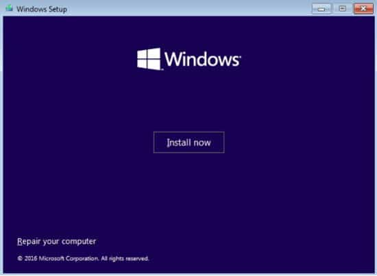 Install_Windows_Now