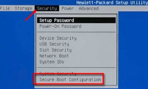 Secure_boot_config