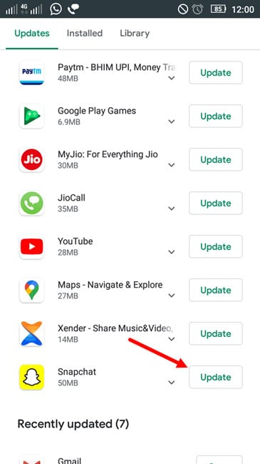 Snapchat_Update
