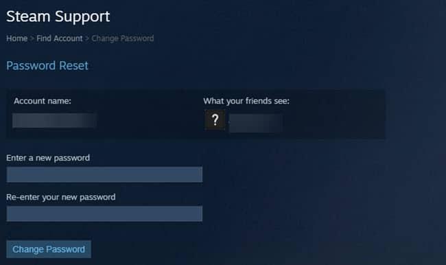 Steam_Change_password
