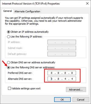 Use_DNS_Manually