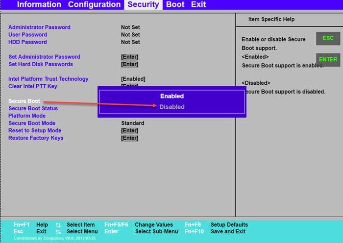 disable_bios_secureboot