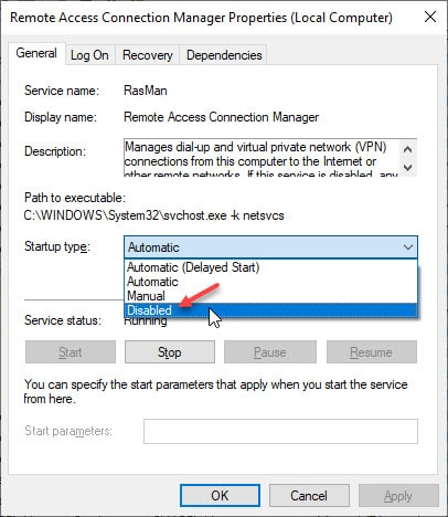 disable_remote_access_connection_manager