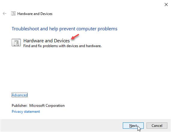 hardware_and_devices_troubleshooter