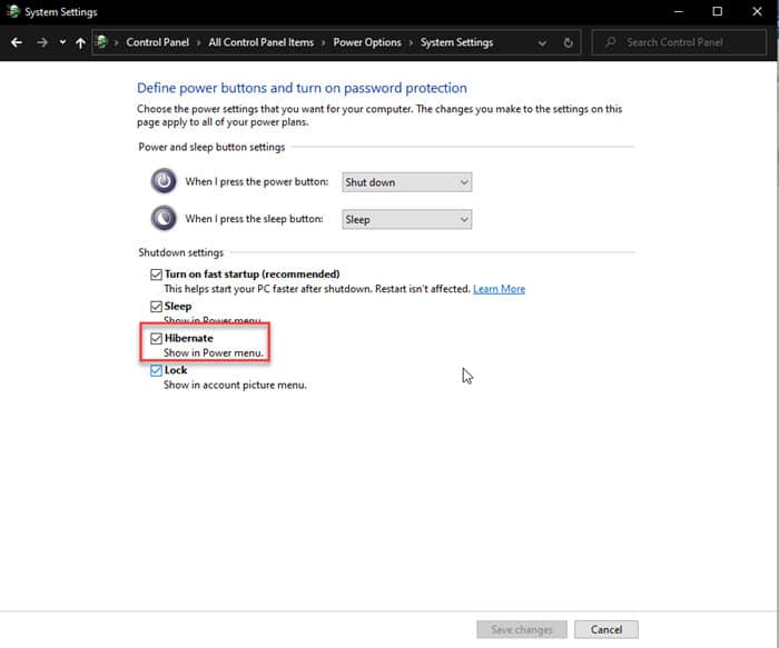 how_to_enable_hibernate_Windows_10