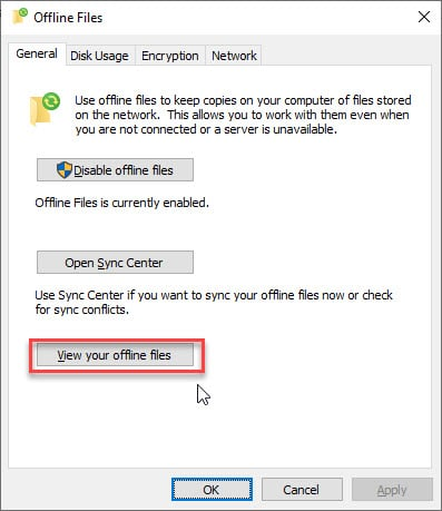 view_your_offline_files