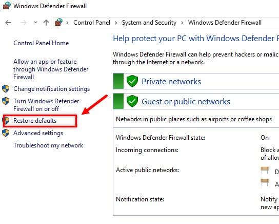 Control_panel_Windows_Firewall_Restore