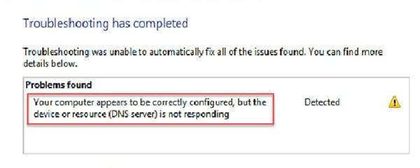 DNS_server_not_responding