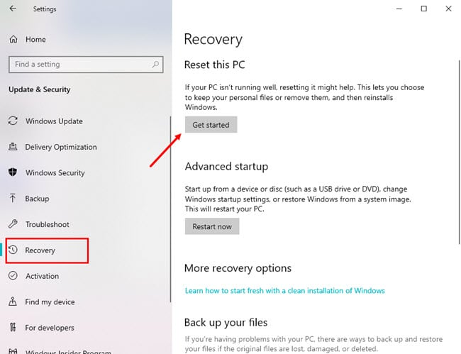 Recovery_reset_PC
