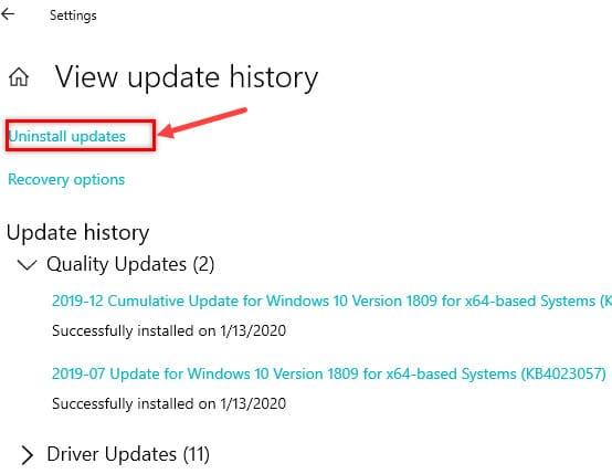 Uninstall_Windows_security_updates