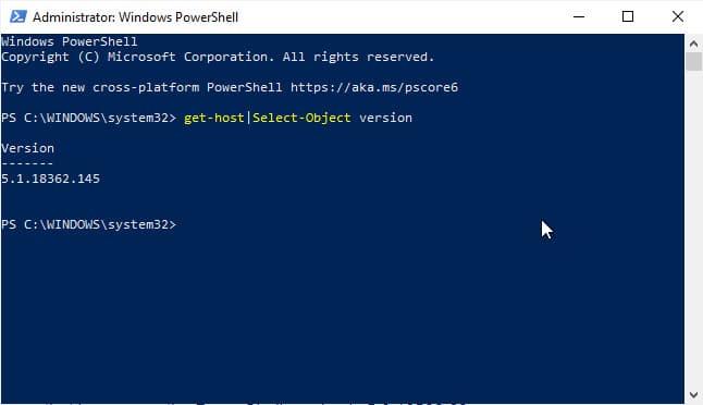 get_host_select_objectversion