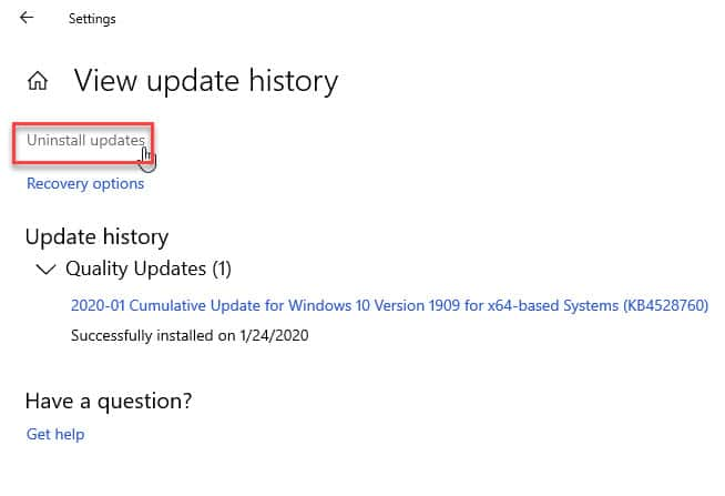 uninstall_updates_win10