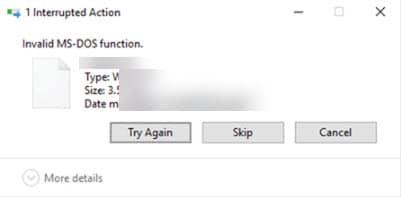invalid_msdos_function