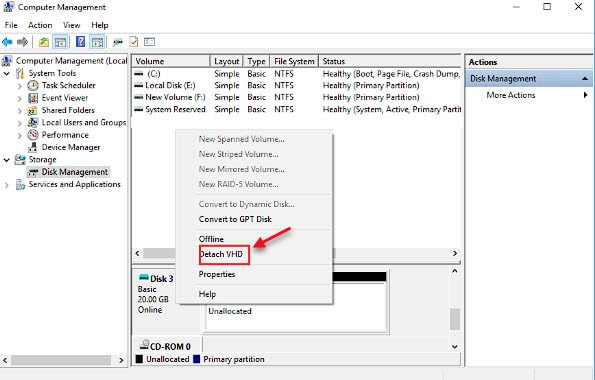 detach_VHD_disk_manager