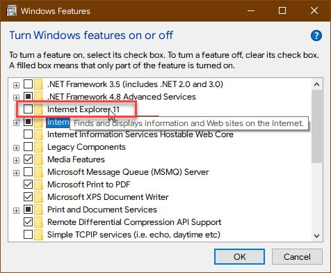 turn_off_windows_features_IE11