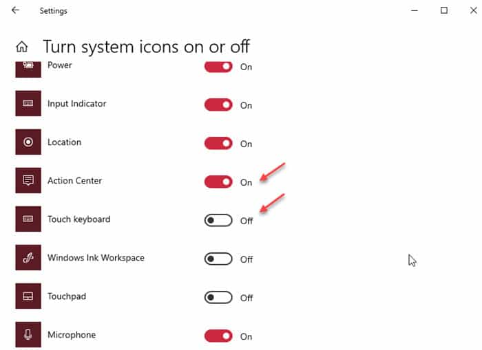 turn_system_icons_on_or_off