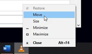 vlc_taskbar_move
